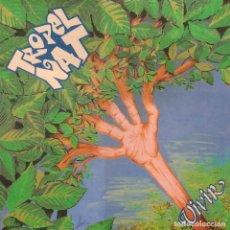 Discos de vinilo: TROPEL NAT – VIVIR - LP VINYL 1992 - SPANISH SPEED METAL, HARDCORE, THRASH. Lote 84367752
