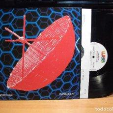 Discos de vinilo: GILBERTO GIL PARABOLIC AMARÁ LP GERMANY 1991 PDELUXE. Lote 84377012