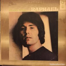 Discos de vinilo: LP ARGENTINO DE RAPHAEL AÑO 1971. Lote 140662633