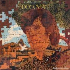 Discos de vinilo: LP ARGENTINO Y RECOPILATORIO DE DONOVAN AÑO 1965 REEDICIÓN 1977. Lote 84381276
