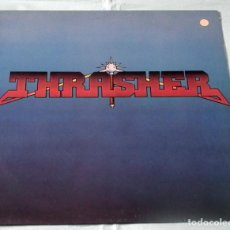 Discos de vinilo: LP THRASHER - BURNING AT THE SPEED OF LIGHT. Lote 84399364