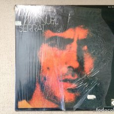 Discos de vinilo: JOAN MANUEL SERRAT -JOAN MANUEL SERRAT- (1974) LP DISCO VINILO. Lote 84420584