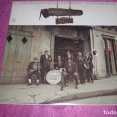 Discos de vinilo: PRESERVATION HALL JAZZ BAND NEW ORLEANS NEW YORK-USA 1976 LP. Lote 84429740