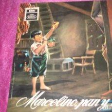 Discos de vinilo: MARCELINO PAN Y VINO (CON MATILDE VILARIÑO Y OTROS ACTORES) - LP ORIGINAL EMI AÑO 1958. Lote 84430012