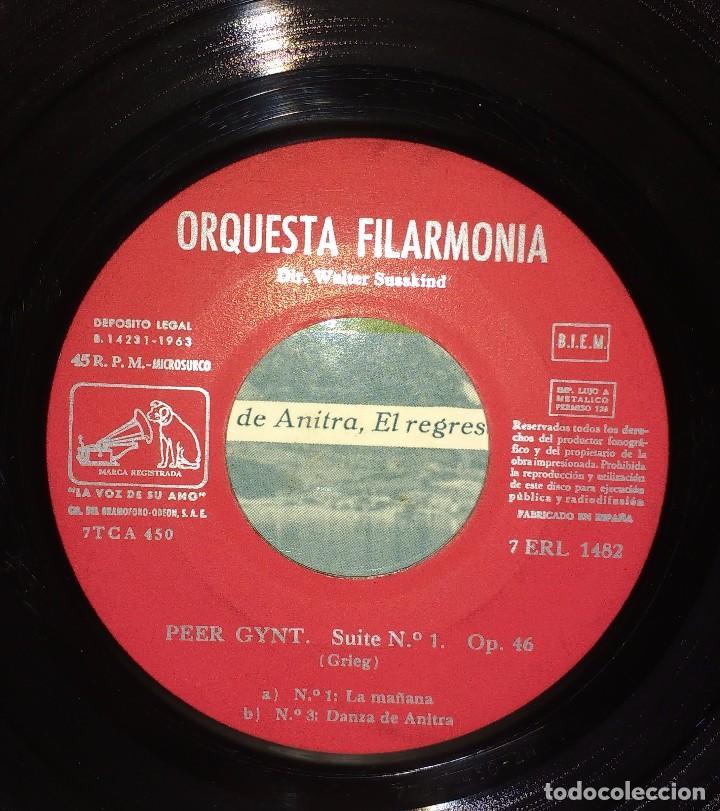 Discos de vinilo: GRIEG, PEER GYNT - DIRECTOR: WALTER SUSSKIND - Foto 2 - 84456548