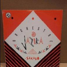 Discos de vinilo: ORCHESTRE JAZIRA. SAKABO. MAXI SG / VICTORIA - 1984 / MBC. ***/***. Lote 84475552