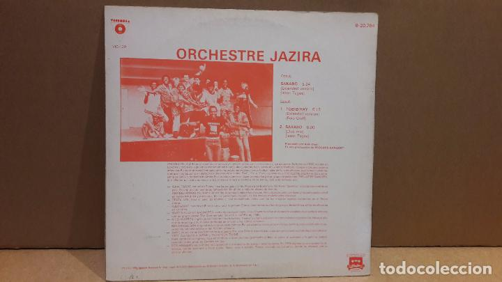 Discos de vinilo: ORCHESTRE JAZIRA. SAKABO. MAXI SG / VICTORIA - 1984 / MBC. ***/*** - Foto 2 - 84475552