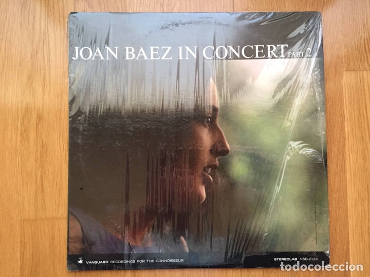 Discos de vinilo: JOAN BAEZ: IN CONCERT PART 2. (VANGUARD VSD 79113. US 1963) - Foto 1 - 84494796