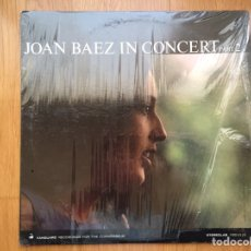 Discos de vinilo: JOAN BAEZ: IN CONCERT PART 2. (VANGUARD VSD 79113. US 1963). Lote 84494796