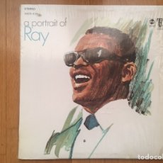 Discos de vinilo: RAY CHARLES: A PORTRAIT OF RAY (ABC RÉCORDS ABCS 625) US/1968. Lote 84516371