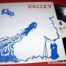 Discos de vinilo: ASFALTO - HALLEY - MAXI SINGLE 45 RPM VINYL 1986 INCLUYE VERSIÓN EN INGLÉS Y CANCIÓN INÉDITA . Lote 84519800