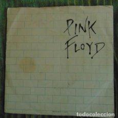 Discos de vinilo: PINK FLOYD – ANOTHER BRICK IN THE WALL (PART II) - EDICION SUECA. Lote 84560332