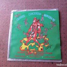 Discos de vinilo: GRANDES CONCIERTOS BOVEDA 92 - VARIOS ARTISTAS - SPAIN - P -. Lote 84579876