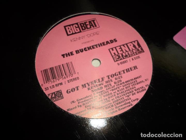 Discos de vinilo: THE BUCKETHEHEADS GOT MYSELF TOGETHER - Foto 2 - 84602144