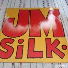 Discos de vinilo: JM SILK ALL IN VAIN. Lote 84602360