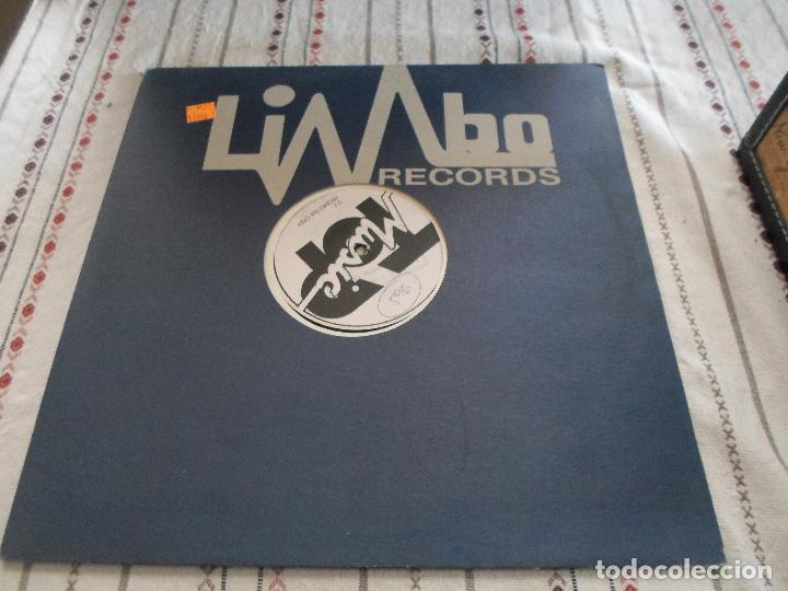 LIMBO RECORDS PROMOCIONAL DJS (Música - Discos de Vinilo - Maxi Singles - Techno, Trance y House)