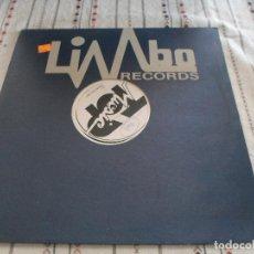 Discos de vinilo: LIMBO RECORDS PROMOCIONAL DJS. Lote 84602460