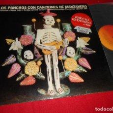 Discos de vinilo: LOS PANCHOS CON CANCIONES DE MANZANERO LP 1971 CBS EDICION ESPAÑOLA SPAIN . Lote 84607072