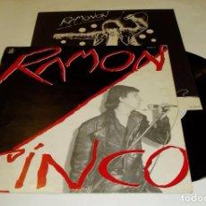 Discos de vinilo: RAMÓN CINCO LP- 1984-HISPAVOX + ENCARTE. Lote 84619624
