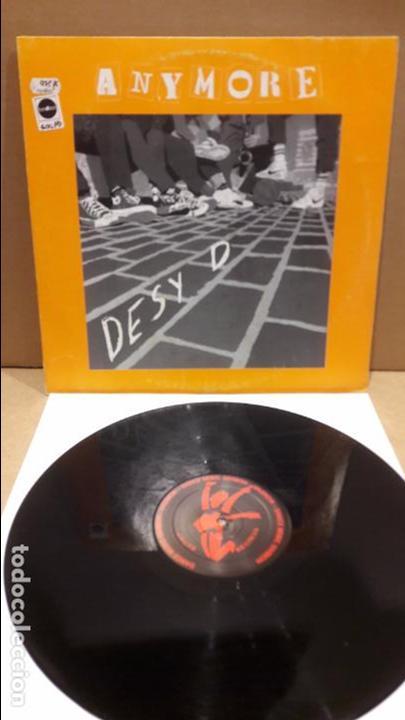 DESY D. ANYMORE. MAXI SG / LUCAS RECORDS - 1994 / MBC. ***/*** (Música - Discos de Vinilo - Maxi Singles - Disco y Dance)