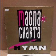 Discos de vinilo: MAGNA CHARTA. HYMN. MAXI-SG / EMI - 1991 / MBC. ***/***. Lote 84632108