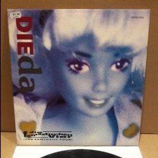 Discos de vinilo: DIE FANTASTICHEN VIER. DIE DA ? MAXI-SG / CBS-SONY - 1992 / MBC. ***/***. Lote 84639924