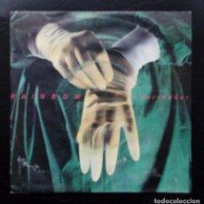 Discos de vinilo: SINGLE RAINBOW - I SURRENDER - POLYDOR 1981.. Lote 84645648