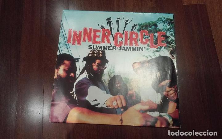 INNER CIRCLE-SUMMER JAMMIN'.MAXI GERMANY (Música - Discos de Vinilo - Maxi Singles - Reggae - Ska)