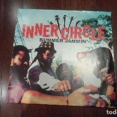 Discos de vinilo: INNER CIRCLE-SUMMER JAMMIN'.MAXI GERMANY. Lote 145210456