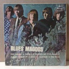 Discos de vinilo: BLUES MAGOOS. -PIPE DREAM EP. MERCURY 1967. Lote 84661644