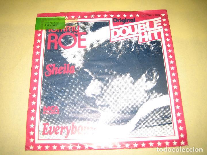 TOMMY ROE - ED. GERMANY (Música - Discos - Singles Vinilo - Pop - Rock - Extranjero de los 70)
