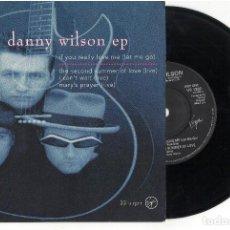 Discos de vinilo: EPIF YOU REALLY LOVE ME (LET ME GO)DANNY WILSONEPVIRGIN1991. Lote 84689116