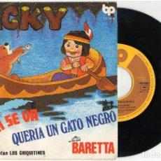 Discos de vinilo: EPJACKYLOS CHIQUITINESEPBP1979. Lote 84689440
