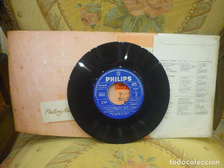 Discos de vinilo: CARNAVAL DE MELODIAS: ROCÍO DÚRCAL Y OTROS. PHILIPS 1.965. - Foto 3 - 84706388