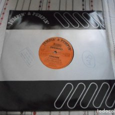 Discos de vinilo: JUMPIN & PUMPIN SANCTION. Lote 84711284