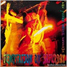 Discos de vinilo: THE YOUNG FRESH FELLOWS – TEMPTATION ON SATURDAY. Lote 84740424