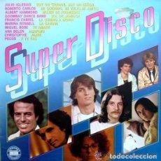 Discos de vinilo: SUPERDISCO - RECOPILACION - LP CBS SPAIN 1980. Lote 84741832