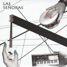 Discos de vinilo: LAS SEÑORAS / DIGITACION / ELASTICIDAD + 2 (EP PUNK 2009). Lote 84789960