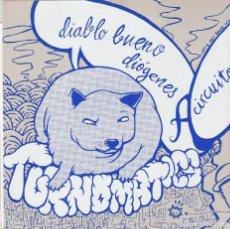 Discos de vinilo: TURNOMATICS / DIABLO BUENO / DIOGENES / ALL I WANT + 1 (EP BIG BLACK HOLE 2005) ROCK & ROLL. Lote 84791236