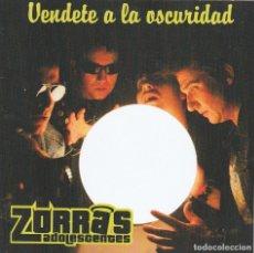 Discos de vinilo: ZORRAS ADOLESCENTES / THE NIGHT OF THE LIVING DEAD FREAKS + 4 (EP 2007). Lote 84791740