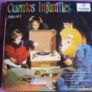Discos de vinilo: LP - CUENTOS INFANTILES - VOL. 2 (CUADRO DE ACTORES DE RADIO MADRID)(SPAIN, COLUMBIA 1966). Lote 84794136