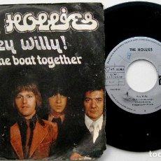 Discos de vinilo - The Hollies - Hey Willy - Single Ariola 1971 BPY - 84805884