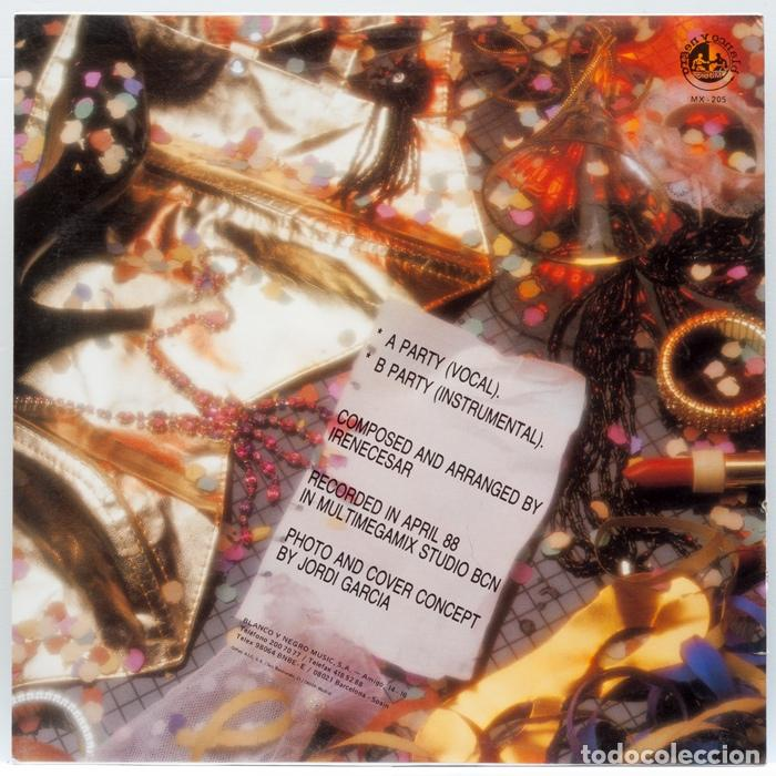 Discos de vinilo: MATA HARI– Party - Foto 2 - 84809512