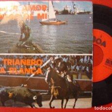 PEDRO GONZALEZ primer amor RARO EP 45 AUDIO VIDEO / BOA 1974 PROMOCIONAL