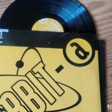 Discos de vinilo: MAXISINGLE (VINILO) DE ORBIT AÑOS 90. Lote 84817808