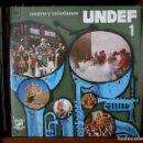 Discos de vinilo: MOROS Y CRISTIANOS - UNDEF 1 - AGRUPACION MUSICAL ESTUDIOS TABALET - LP - CBS 1979 ALCOY - NUEVO. Lote 165888240