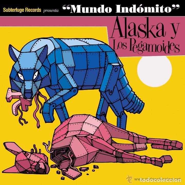 ALASKA Y LOS PEGAMOIDES 2X LP MUNDO INDOMITO ED. LIMIT SUBTERFUGE 2015 PRECINTADO NUEVO (Música - Discos - LP Vinilo - Grupos Españoles de los 70 y 80)
