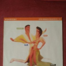 Discos de vinilo: DANCING WITH THE ENEMY CUBA LUAKA BOP 1991 VAN VAN, CELESTE MENDOZA, ZAFIROS ETC.. Lote 84836360