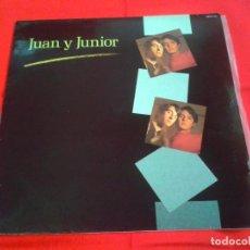 Discos de vinilo: JUAN Y JUNIOR (LP) ZAFIRO. Lote 84843464
