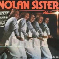 Discos de vinilo: LP THE NOLAN SISTERS-THE BEST OF. Lote 84843756